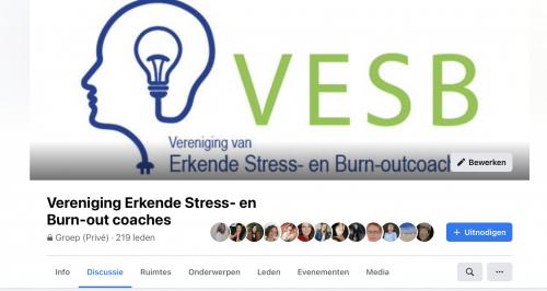 Online VESB community op Facebook